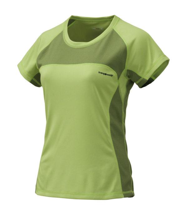 camiseta girma verde trango