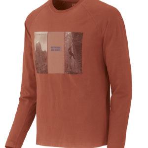 Camiseta Havasu Trango naranja